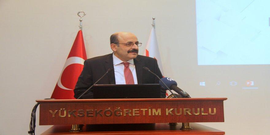 'Eğitim ve Eğitim Bilimleri Dekanlar Konseyi' toplantısı