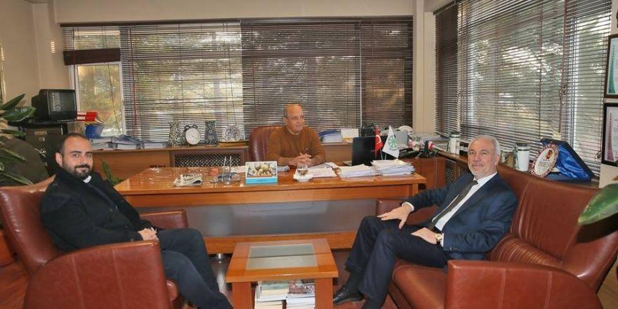 Başkan Saraçoğlu, Şeker Fabrikası'nı ziyaret etti