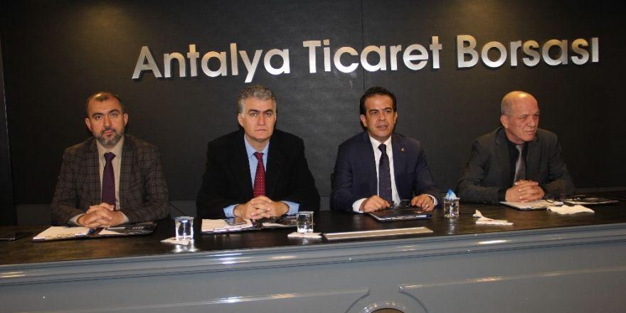 ATB Başkanı Çandır, Tarımda seferberlik ilanı istedi