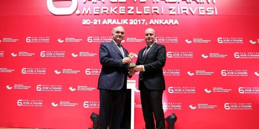 Turkcell Teknoloji Ar-Ge Merkezi'ne ödül