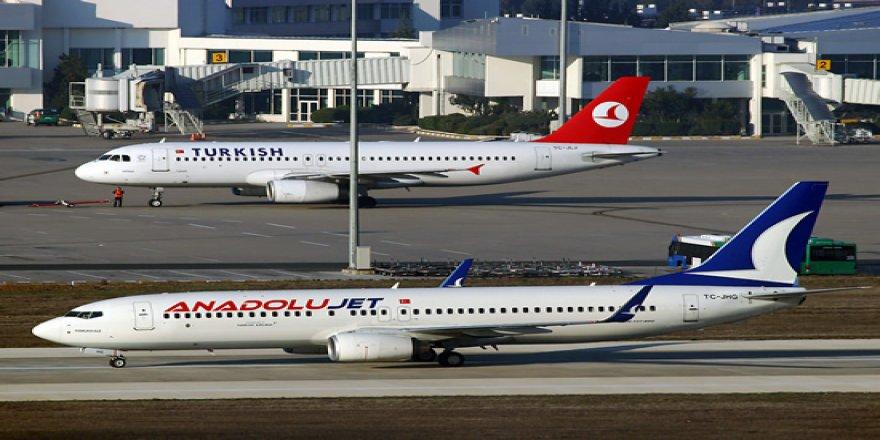 THY- Anadolu Jet'ten Erzincan'a yeni yıl sürprizi