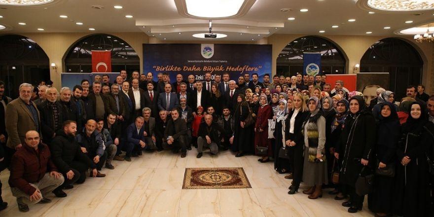 Büyükşehir Belediyesi'nden, Adapazarı'na 81 yatırım
