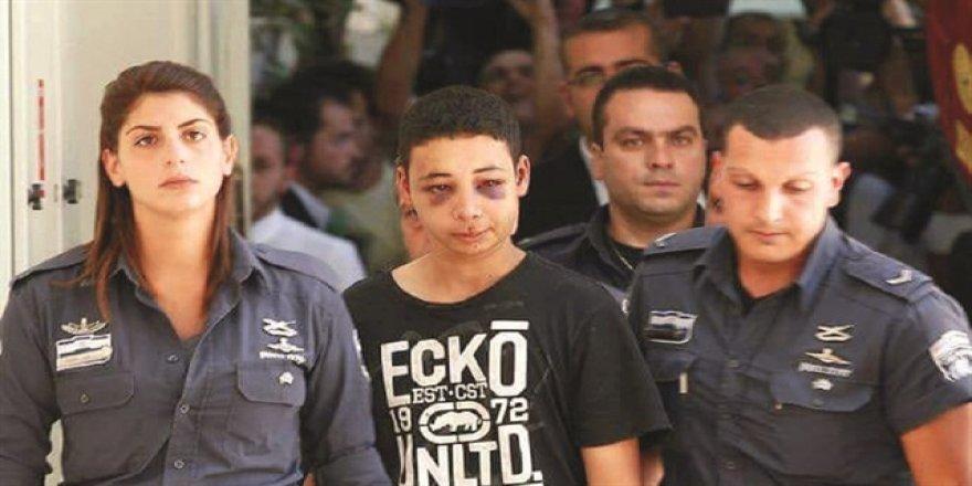 7 bin Filistinli işkence tehdidi altında
