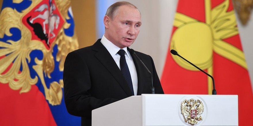 Vladimir Putin 'vur emri' verdi