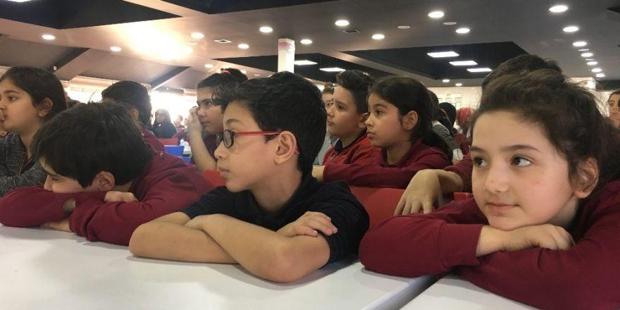 Kağıthane Belediyesi'nden çocuklara çevre eğitimi
