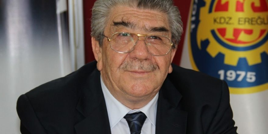 Tetiker, Kdz. Ereğli TSO'nun onursal başkanı ilan edildi