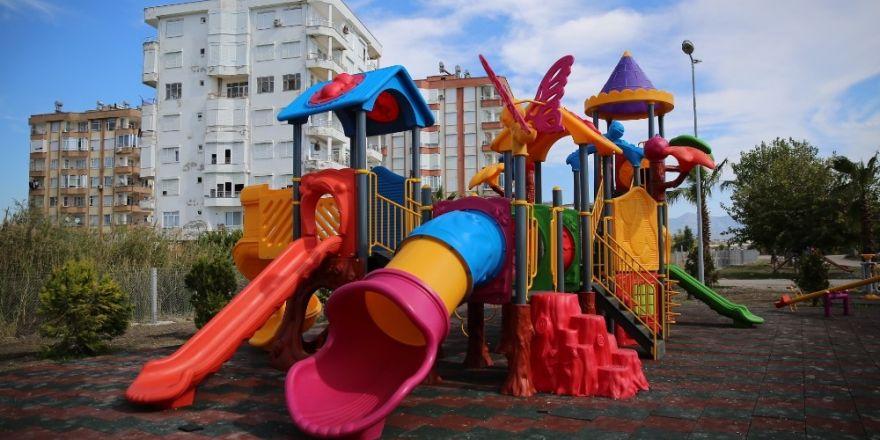 Finikeli miniklere modern parklar