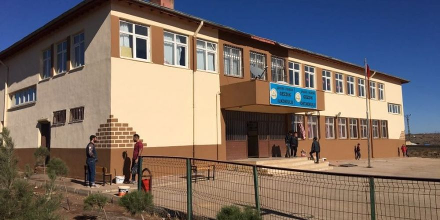 Viranşehir'de Okullar Rengarenk