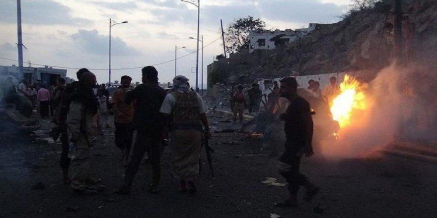 Yemen'de çıkan çatışmalarda 44 kişi öldü