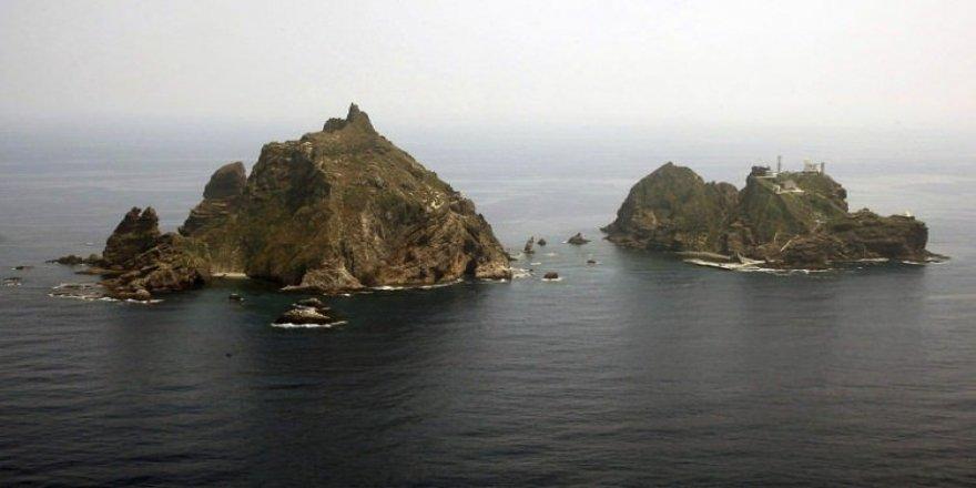 Güney Kore-Japonya arasında tatbikat ihtilafı
