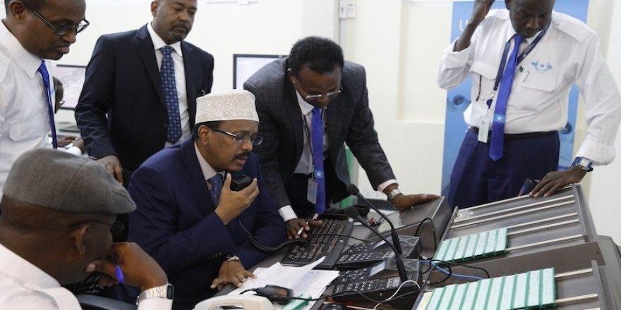 Somali 27 yıl sonra hava trafiğini kontrol edecek