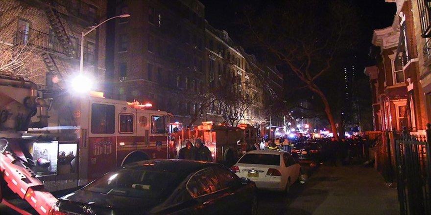 ABD'de yangın: 12 ölü
