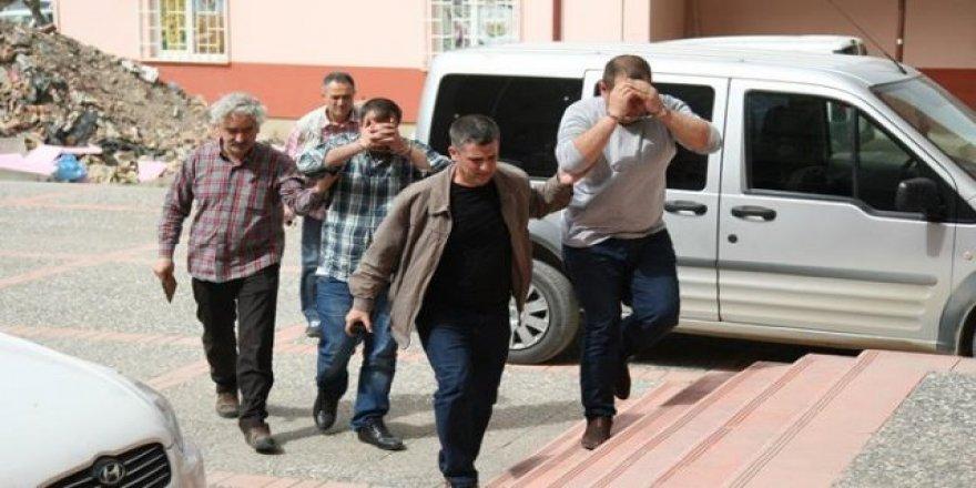 Bursa'da uyuşturucu operasyonunda 4 kişi tutuklandı