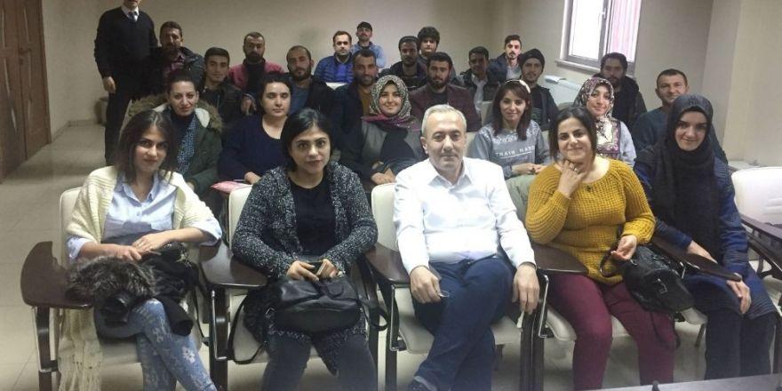 DAKA destekli 'uygulamalı girişimcilik' eğitimi