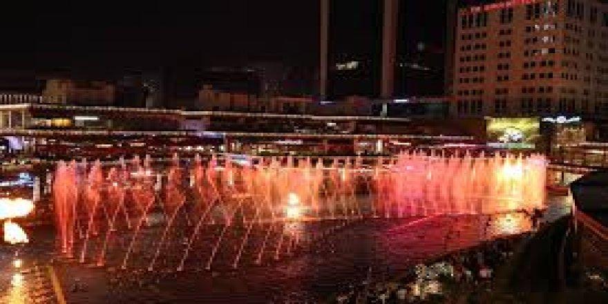 Ataşehir'de yeni yıl böyle kutlanacak