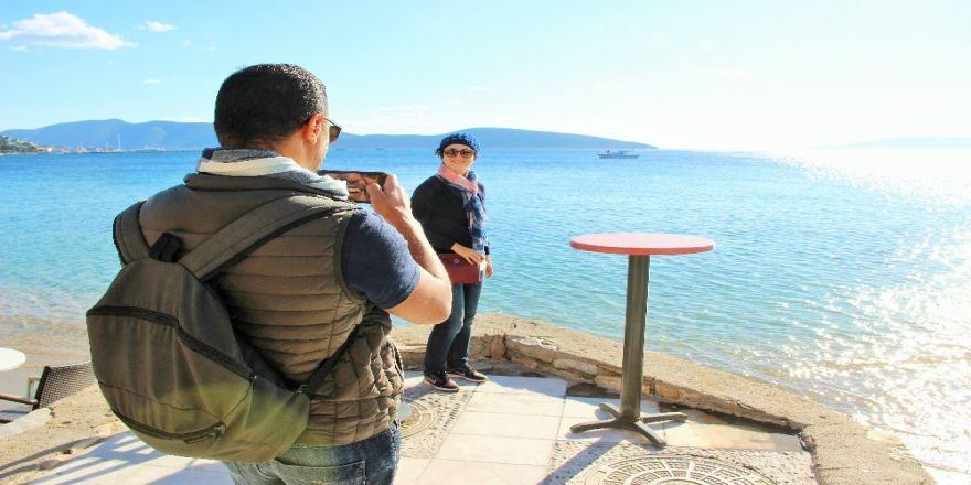 Turizmde ibre yukarıyı gösteriyor
