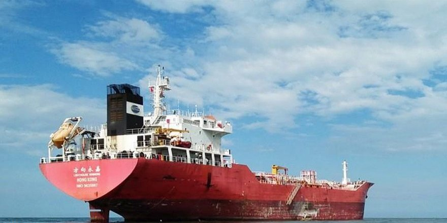 Kuzey Kore'ye petrol taşıyan gemi ele geçirildi
