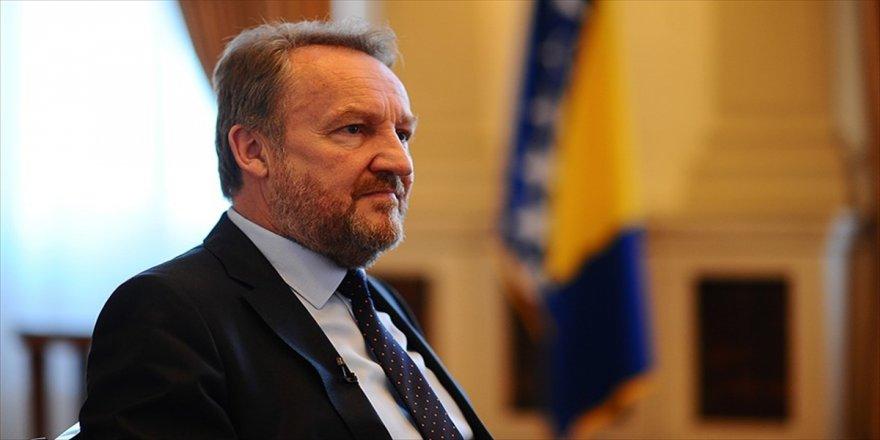 İzetbegovic: Bosna Hersek, Türkiye'nin dostudur
