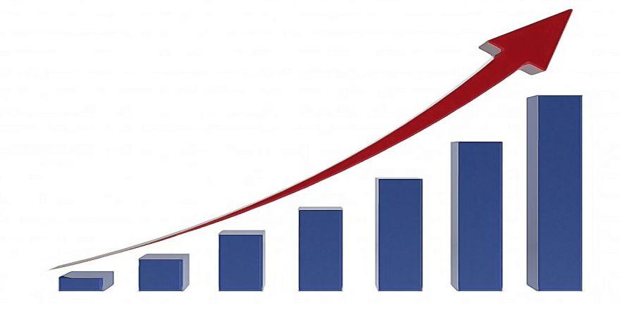 Bankacılık sektörünün aktif büyüklüğü 19,7 arttı