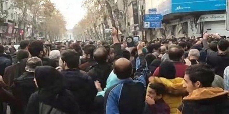 İran patladı! Dalga dalga yayılıyor