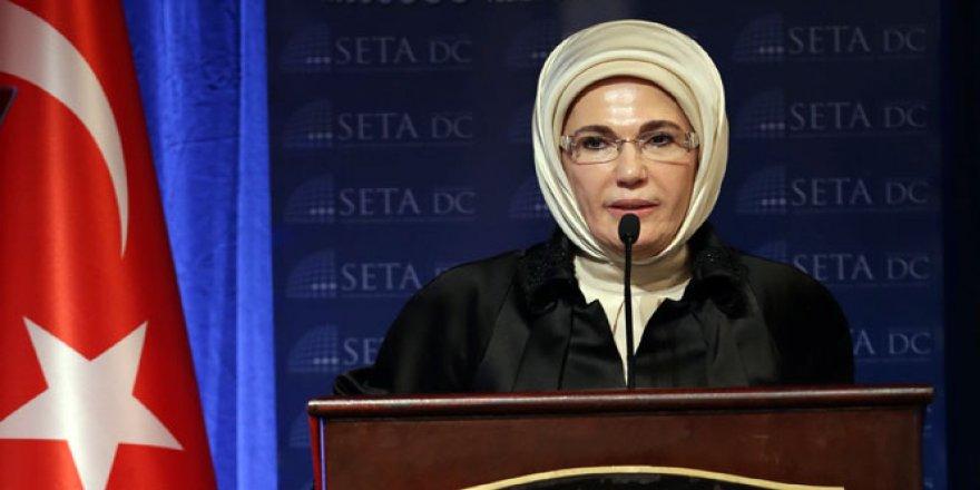 Emine Erdoğan'dan Kudüs açıklaması