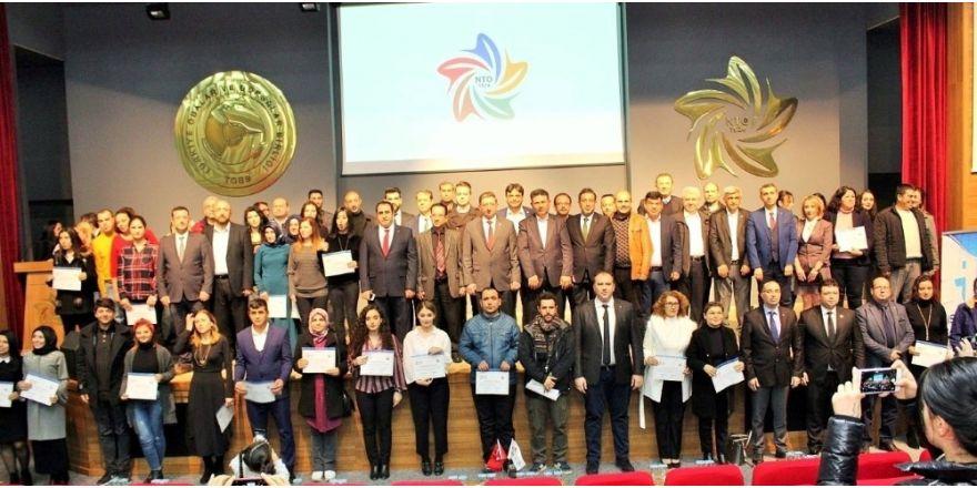 NTO 2017'ye girişimcilik töreni ile veda etti
