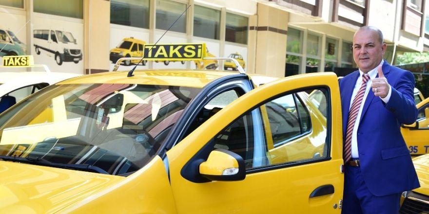 """Pala'dan """"yılbaşında taksi kullanın"""" çağrısı"""