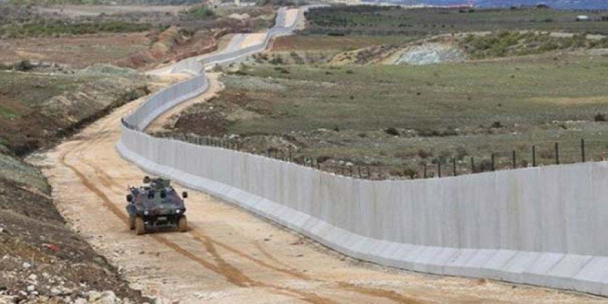 TOKİ İran sınırındaki duvarın yarısını tamamladı