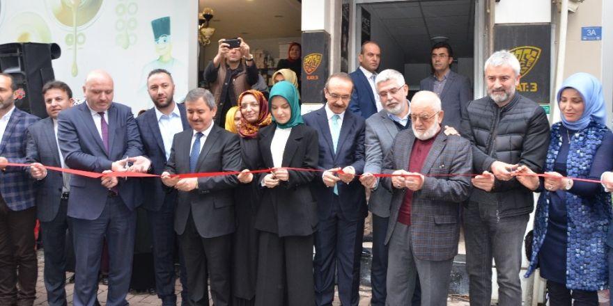 Fatsa'da yoğun katılımlı açılış