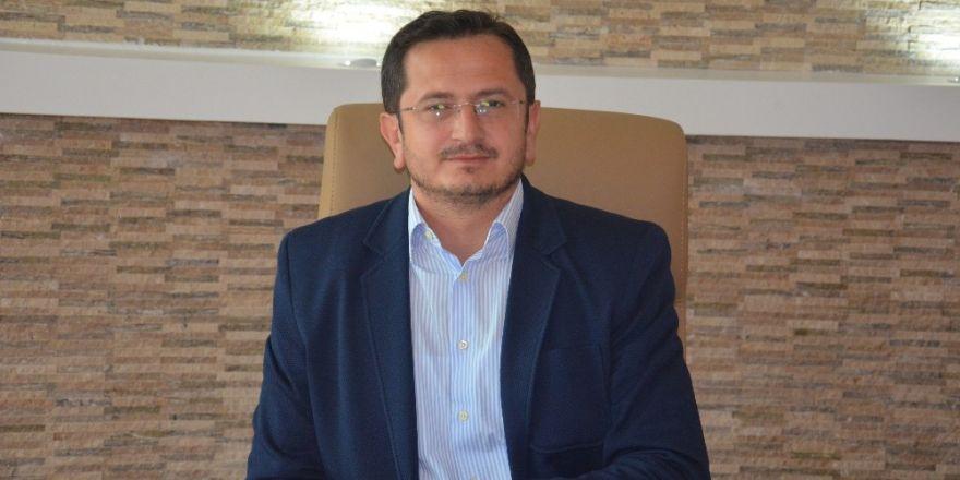 Başkan Karataş'tan açıklamalar