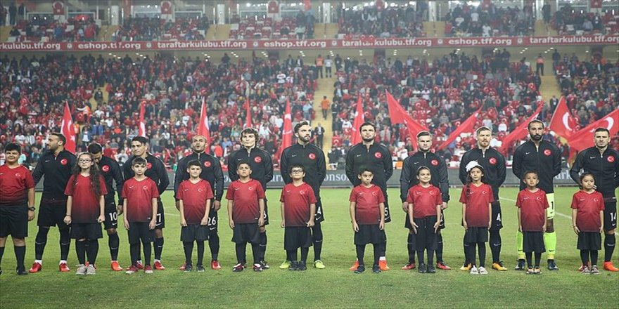 A Milli Futbol Takımı, 2017'de beklentinin altında kaldı