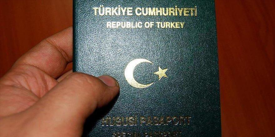 Yeşil pasaportla 6 bin 583 ihracatçı 'kanatlandı'