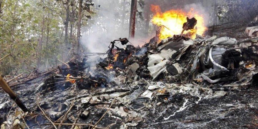 Costa Rica'da uçak kazası: 12 ölü