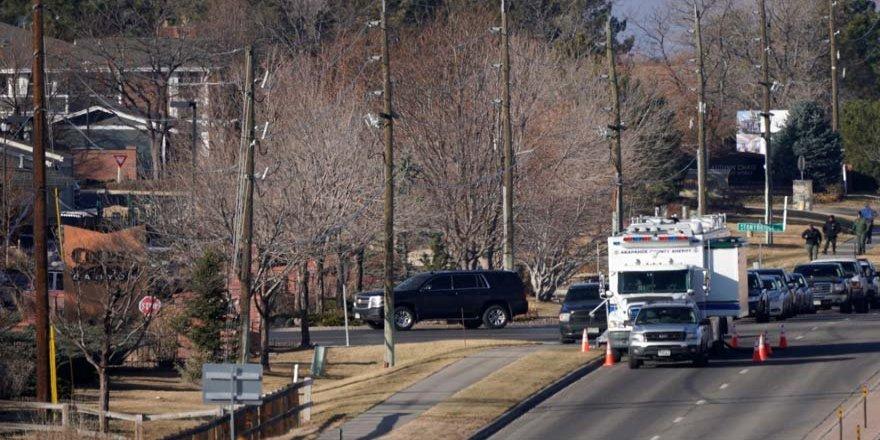 Colorado'da silahlı çatışma
