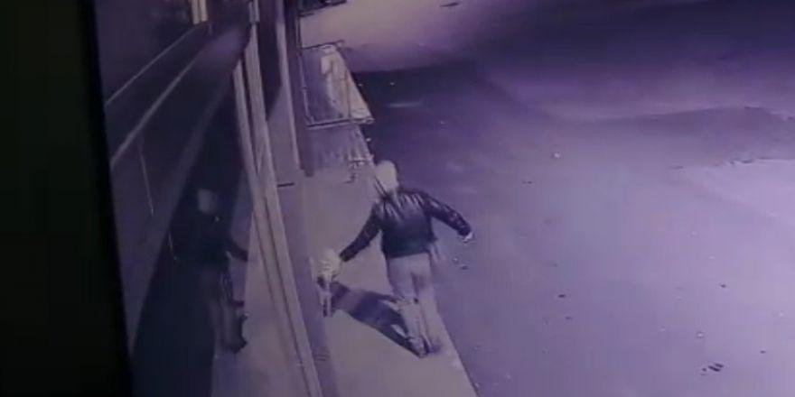 Dayısının dükkanını kundaklarken yakalandı