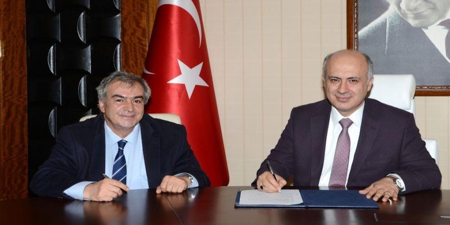 MEÜ ile Çukurova Kalkınma Ajansı işbirliği protokolü imzaladı