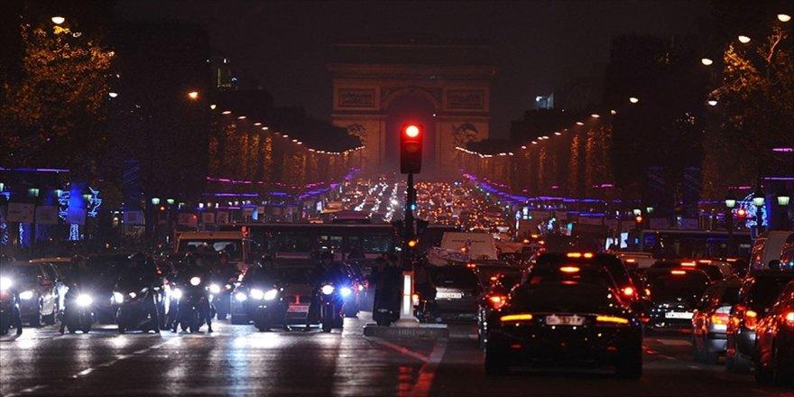 Fransa'da şiddetli fırtına