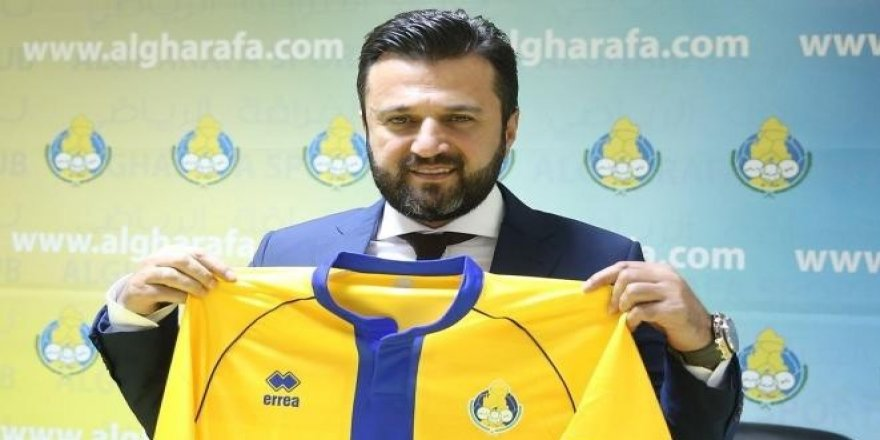 Bülent Uygun, Gharafa ile sözleşme imzaladı