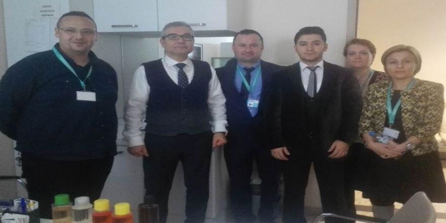 Babaeski Devlet Hastanesi'nin yeni yöneticileri