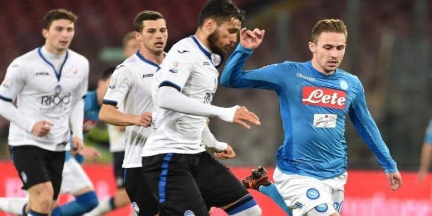 Napoli'ye kupa şoku!