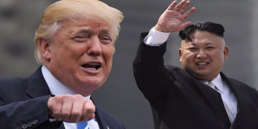 Trump'tan Kim'e yanıt!