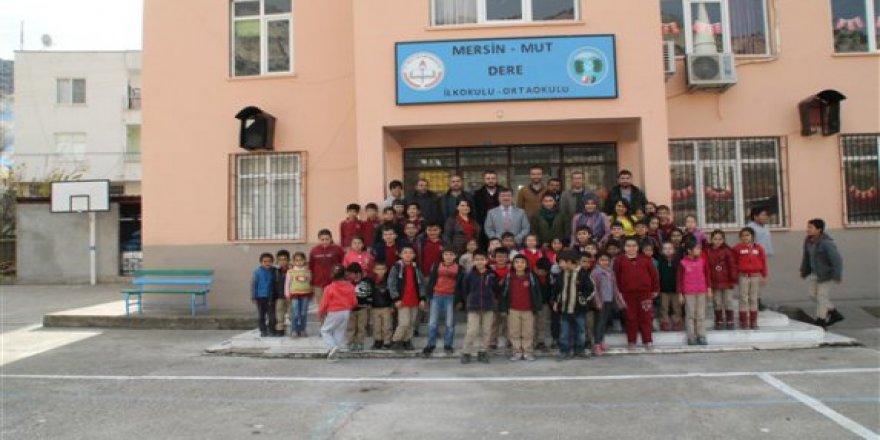Milli Eğitim Müdürlüğünün 2 projesine hibe desteği