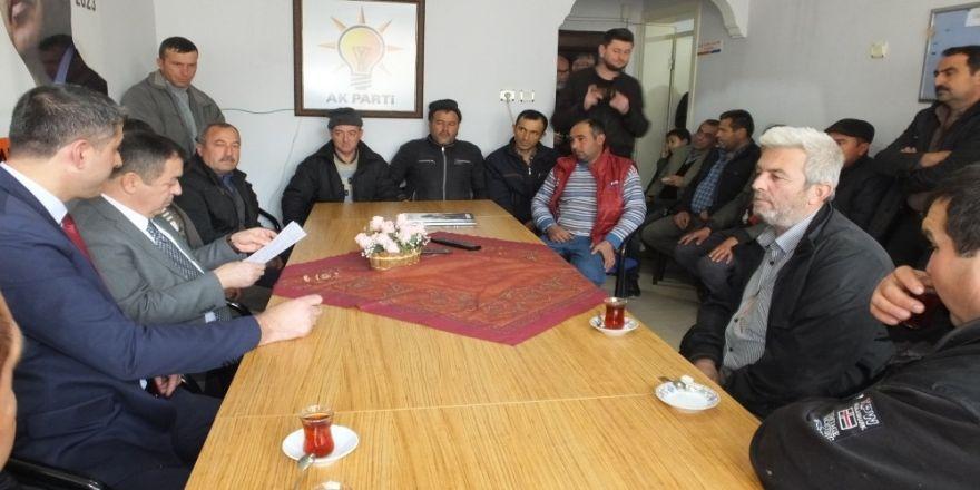 Burhaniye'de taşımalı eğitim krizini milletvekili çözdü