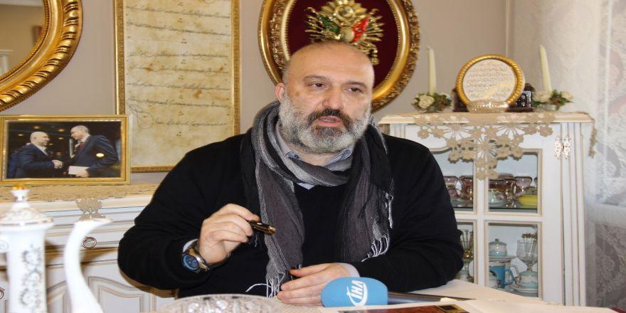 Şehzade Osmanoğlu'ndan Celal Şengör'e tepki
