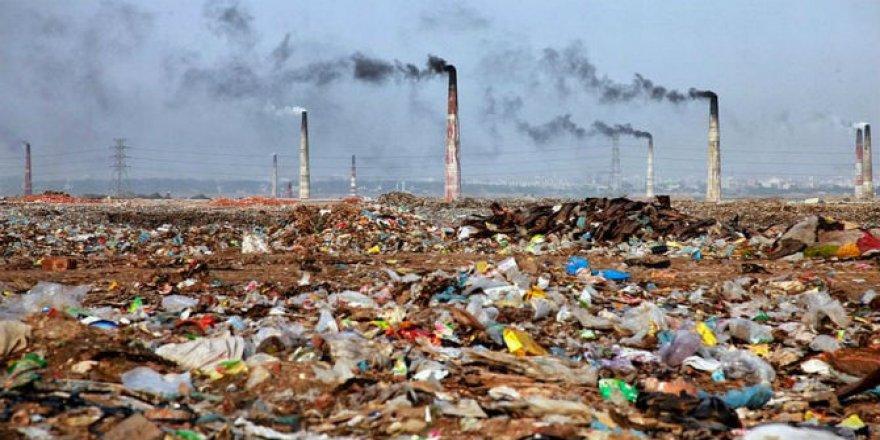 """ÇMO'dan """"hava kirliliği ve partikül"""" uyarısı"""