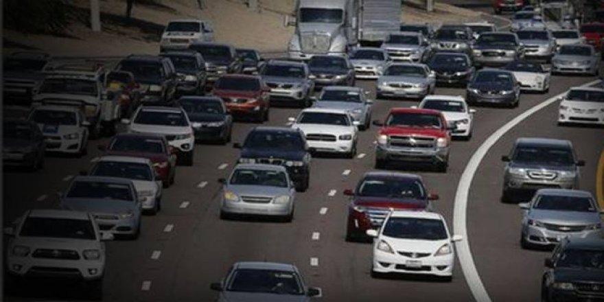 Karabük'te trafiğe kayıtlı araç 66 bin 387 oldu