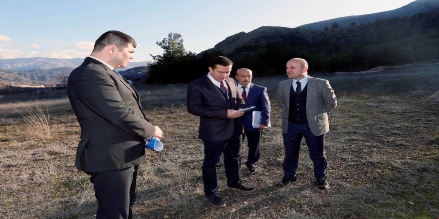 Amasya'ya 600 yataklı hastane yapılacak