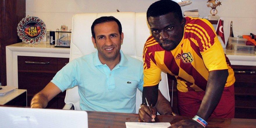Malatyaspor, Azubuike'nin sözleşmesini uzattı