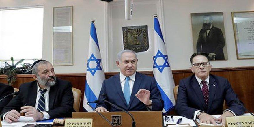 İsrail'den ateşe benzin dökecek bir adım daha!