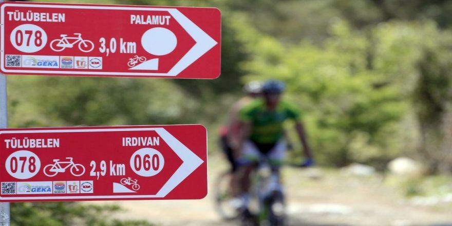 Marmaris Bisiklet yolunu Thomas Cook tanıtacak